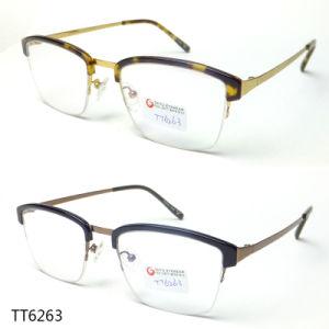 Het lichtgewicht Optische Frame van het Titanium van de Manier (TT 6263)