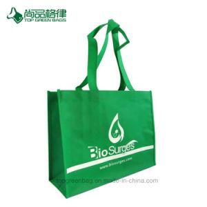 China Fabrico o logotipo personalizado/Slogan 80g não tecidos saco de tecido