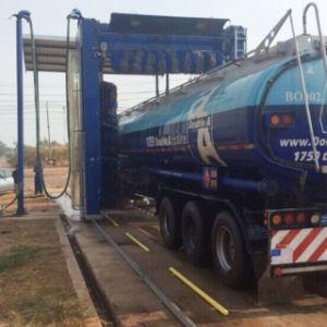 Bus automática de lavado de camiones equipo Limpieza equipo automático de automóviles