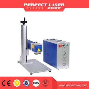금속과 플라스틱을%s 휴대용 Laser 제작자 조판공 기계 20 W /30W /50W