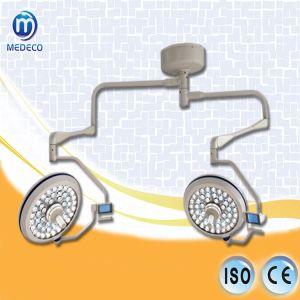 II LEDのShadowless操作ライト(正方形アーム、II LED 500/500)