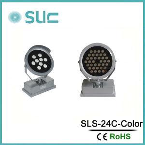 45W AC220-240V RGBW屋外LEDの点ライト