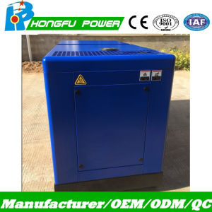 30квт Silent мощность дизельного двигателя с генераторной установкой Smartgen цифровой панели 6120