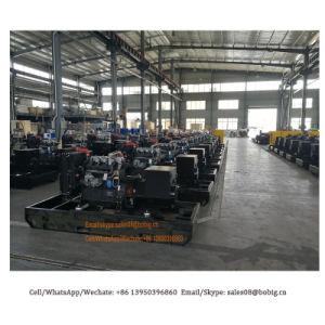 50Hz 60Hz 220V 230V 240V 380V 400V de type ouvert insonorisées Générateur Diesel prix de l'auvent