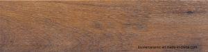 新しいデザイン3Dインクジェット無作法なタイルの装飾の木製の陶磁器の床タイル150X900mm