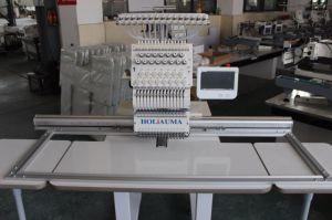 Holiauma 15 바늘 더 큰 편평한 다기능 자동적인 자수 기계