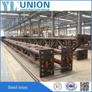 Простота установки стальных структура практикума Быстро собрались сборные стальные конструкции