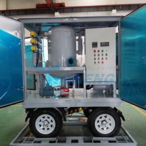 Beweglicher Typ Transformator-Öl-Reinigungsapparat
