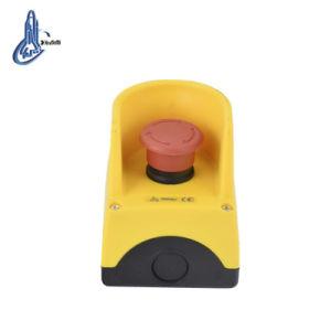 Xdl35-Jboe174 contacteur de butée d'urgence bouton poussoir de verrouillage de boîte de champignons
