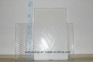 Bandeja de plástico extra grandes grossistas Blister Termoformagem