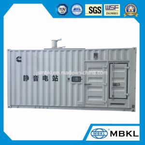 Super silencieux Type de conteneur de haute qualité silencieux Générateur Diesel pour tout moteur marques