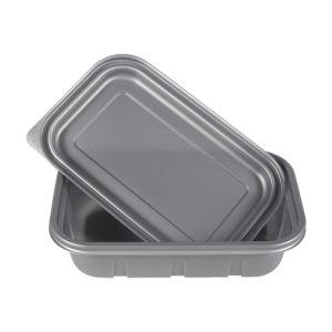 PP, silicium personnalisés contenant des aliments