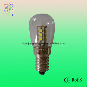 Bonito diseño LED ST26 9LED para la decoración lámparas, llevado St26 Refrigerador lámparas, bombillas LED E12