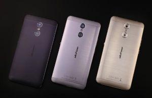 Camera's 5.5  van Tweeling van Ulefone Dubbele Achter Slimme Telefoon FHD