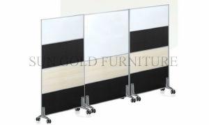 Muebles de oficina de pared de pared de pared de oficina de madera alta de oficina abierta (SZ-WST775)
