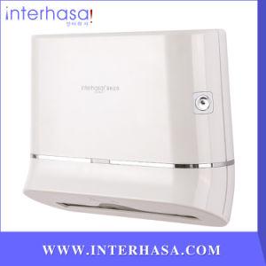 Toilettenpapier-Zufuhr-Wand-Montierung ABS Plastikc$z-faltblatt Papiertuch-Gewebe-Zufuhr