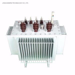 Jsm S9-M de la série 33kv immergée d'huile de transformateur de distribution