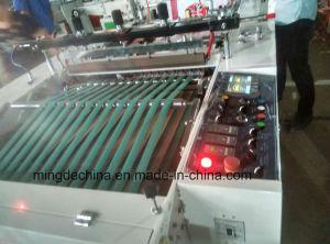 Cuatro funciones bolsa de plástico que hace la máquina (MD-800ZD)