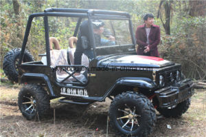 Vierling 4X4 MiniATV voor het Kamperen van het Landbouwbedrijf