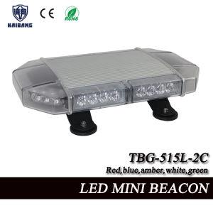 17-дюймовый светодиодный Mini мигает индикатор проблескового маячка с применением объектив и корпус из алюминия (ГТД-515L-2C)