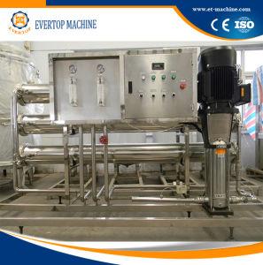 Het gezuiverde Systeem van de Apparatuur van de Behandeling van het Water