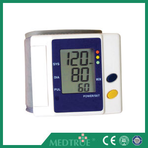 Ce / ISO aprobado médico pulso digital presión arterial monitor (MT01036033)