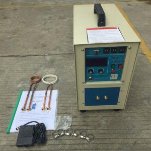 実験室の金属の熱のための小型携帯用誘導電気加熱炉