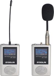 Sistema di congresso senza fili/sistema audio congresso/sistema di interpretazione/sistema di riunione