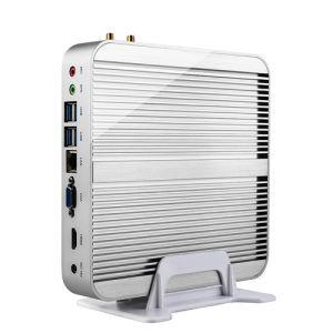 Nuc Intel Core i3 5005u 6006u 7100 u Mini настольный компьютер 8g ОЗУ 128 g SSD Windows 10 Ubuntu 2 RS232