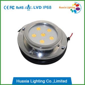 6W LEDのボートライトヨットランプの水中海洋ライト