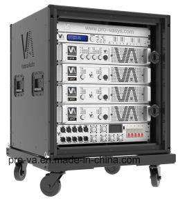 직업적인 사운드 시스템 두 배 18  선 배열 Subwoofer