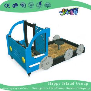 Parque Infantil de quintal equipamento feito de PE para as crianças (HJ-17401)