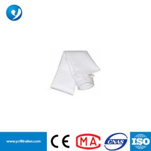 La aguja de acrílico puñetazos Nonwoven fieltro con membrana de PTFE para bolsa de colector de polvo