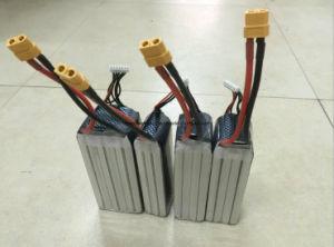 편평한 모형을%s 높은 출력 비율 Li 중합체 RC 건전지 11.1V 500mAh