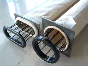 Acero Inoxidable SS jaula de la bolsa de filtro para polvo Baghouse