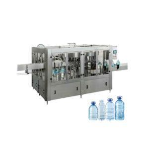 Haute qualité de l'eau embouteillée 3-10L Machine de remplissage
