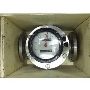 Mechannicalの表示楕円形ギヤ流量計(鋳造物鋼鉄)