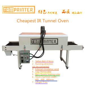 Os secadores de esteira de alta qualidade de solidificação Têxteis Forno Túnel de infravermelho
