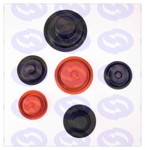 precio de fábrica parte de goma/// Los espárragos de tapón de válvula de retención Custom