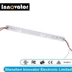36W LED ultra delgado Caja de luz CC12V 3A Fuente de Alimentación para dis