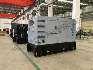 Cummins 80kVA Groupe électrogène Diesel silencieux alimenté avec la CE/ISO
