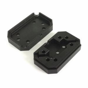 Kundenspezifisches CNC-drehenprägemaschinell bearbeitenaluminium/Brassmetal Ersatzteil