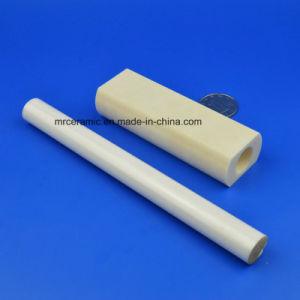処理し難い耐久力のある産業構造の陶磁器のジルコニアの陶磁器シャフト