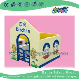 Het Meubilair van het Poppenhuis van de Keuken van de Modellering van de manier (hb-07902)