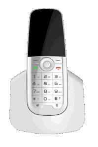 Suporte do carregador duplo SIM Card 3G possui Dual Standby Phone