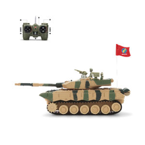 Micro militar tanque RC 1: 12 Brinquedos de Controle Remoto com chassi de Tanque Baixo
