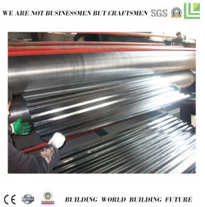 655-900 mm-Breiten-Stahldach-Blatt hergestellt in China