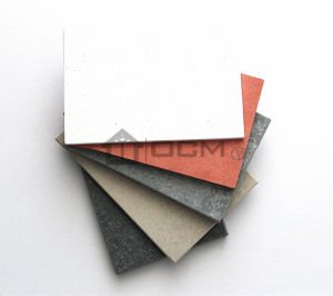 Fuego de la Junta de cemento reforzado con fibra de vidrio
