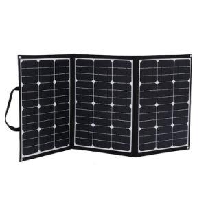 120W Portátil, Manta de dobragem Dobrável Carregador de Painel Solar Dobrável para camping, Caravana