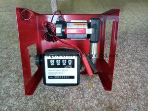 12V/24V Uitrusting van de Pomp van de Overdracht van gelijkstroom de Elektrische met de Goedkeuring van Ce (ZYB40A-12V/24V-13A)